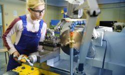 Umschulung zur Fachkraft für Metalltechnik - Zerspanungstechnik