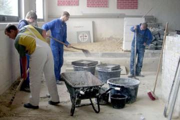 Hochbaufacharbeiter/in