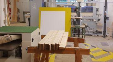 Sicheres Arbeiten an Holzbearbeitungsmaschinen TSM 1