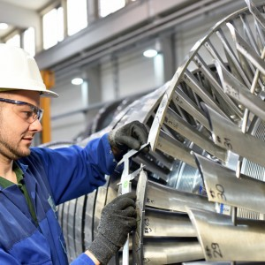 Techniker im Maschinenbau // Workers in  engineering