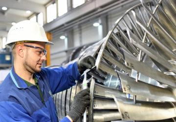 Umschulung zum Maschinen- und Anlagenführer