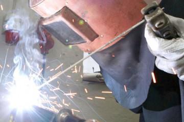 Schweißen - Brennschneiden (Fachwerkstatt)