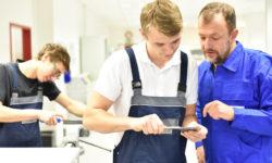PASST! Praxisnahe Berufsorientierung im Kyffhäuserkreis