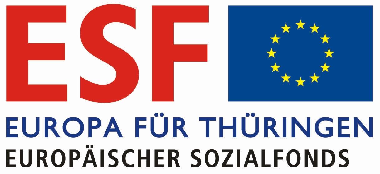 Europäischer Sozialfond für Thüringen