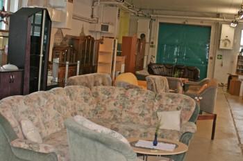 Soziales Möbelkaufhaus
