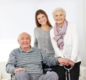Fortbildung für Fachkräfte im Seniorenservice nach § 53 c SGB XI