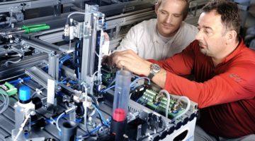 Umschulung zum/r Mechatroniker/-in