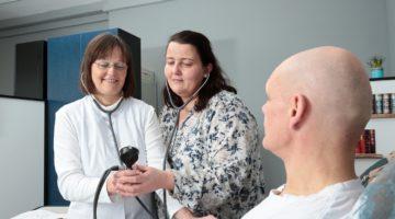 Weiterbildung zur Praxisanleitung in der Pflege