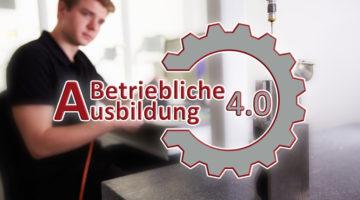 Betriebliche Ausbildung 4.0