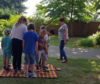 Hortfest in Frohse - Bolognese und Fliegender Teppich begeistern Kinder und Jugendliche