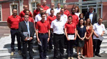 Französische Jugendliche unterstützen Grundschule im Harz