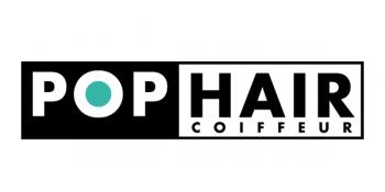 Logo POPHAIR Friseur in Magdeburg