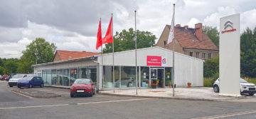 Sozialkaufhaus in Bad Langensalza