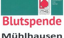 Blutspenden in Mühlhausen