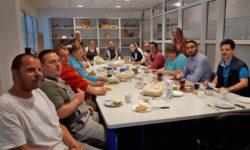 Kennenlern-Frühstück für Teilnehmer