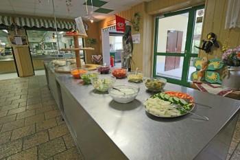 Herbergsmitarbeiter/in im Team Küche