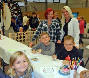 Über 600 Kinder beim Tag der Familie in Aschersleben