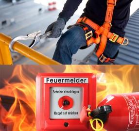Sicherheitsbeauftragter und Brandschutzhelfer (2-tägige Kombi-Schulung)