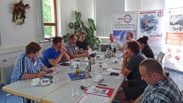 Problemlösung am Arbeitsplatz und Prozessmanagement - Neue Einblicke beim Workshop