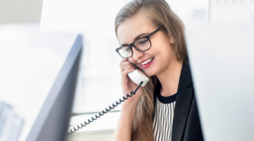 Professionell telefonieren - Zielorientierte Kommunikation mit Geschäftspartnern