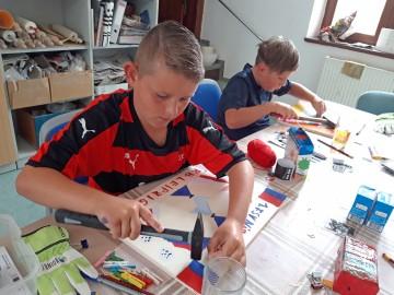 Kinder entdecken ihre Talente