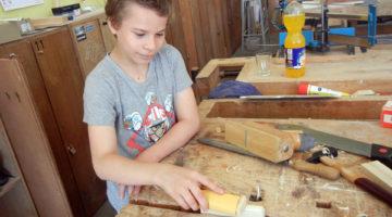 Werkstatttage im Salzlandkreis: Unentdeckte Neigungen und Talente erkennen