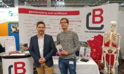 Faktor 4.0 zu Gast auf der JOBfinder-Messe in Erfurt