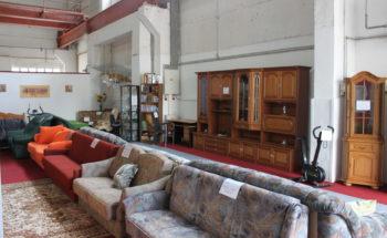 Möbelhalle B - Das soziale Möbelkaufhaus in Oschersleben