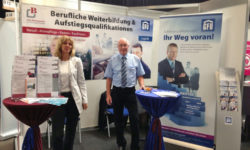 Zu Besuch auf der WIN- Die Mittelstandsmesse Thüringen