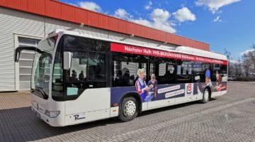 Nächster Halt: VHS-BILDUNGSWERK! - Bus entdecken und attraktive Preise gewinnen