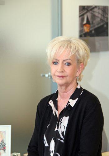 Marion Brademann, Geschäftsführerin der VHS-BILDUNGSWERK GmbH