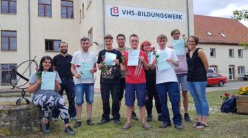 Fachpraktiker für Lagerlogistik in Roßleben starten durch