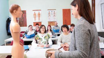 Dozent*in für Pflegeberufe in Gotha gesucht