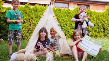 Humanas-Stiftung erläuft Spende für Kinder in Glinde