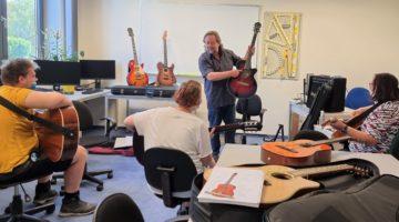 """Wenn die Musi' spielt: Projekt """"Musikalische Interessenfindung"""" startet in Staßfurt"""