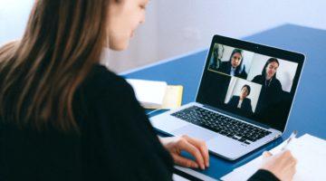 Virtuelle Präsenz: Sprechen, Argumentieren, Präsentieren (Online-Workshopreihe)